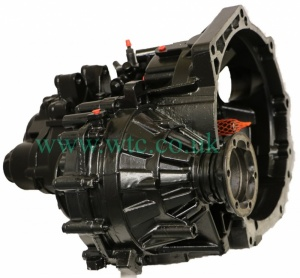 Audi 02S 6 Speed Gearbox