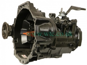 Audi 02R 5 Speed Gearbox