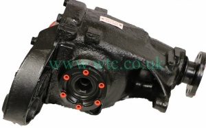 BMW 168 (Small) Rear Differential
