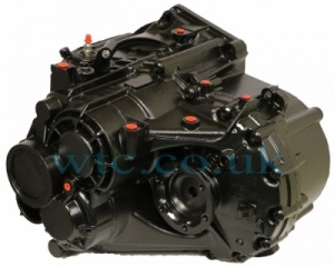 Audi 02Q 6 Speed Gearbox