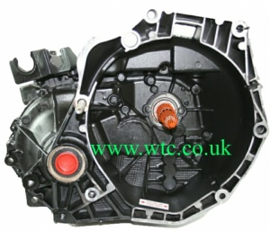 Jeep Renegade C510 5 Speed Gearbox