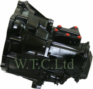 Volvo IB5 5 Speed Gearbox
