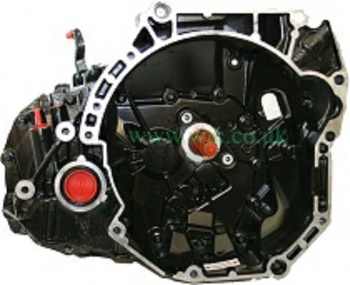 Renault JH3 5 Speed Gearbox