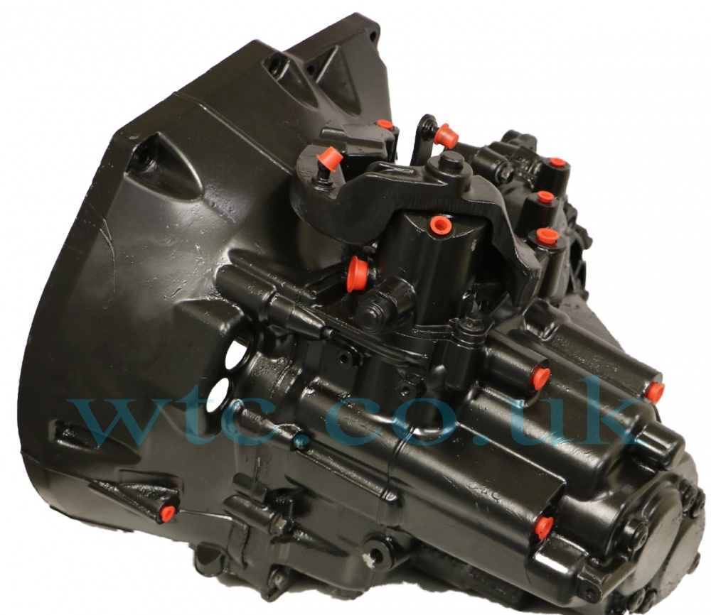 Ford CB6 6 Speed Gearbox