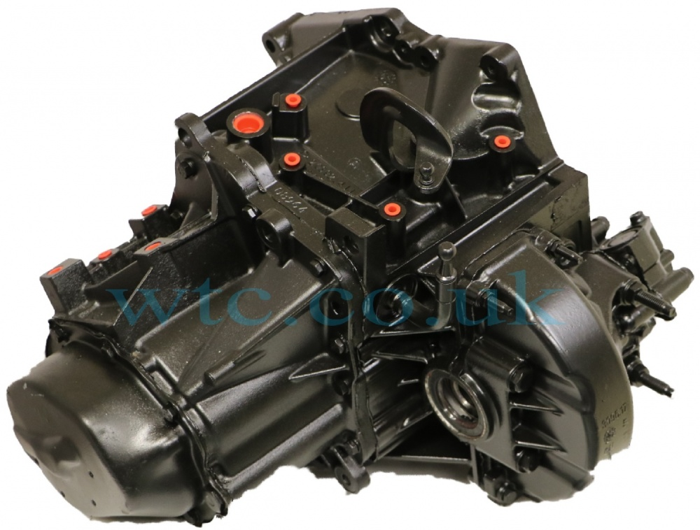 Fiat BE/4 Speed Gearbox