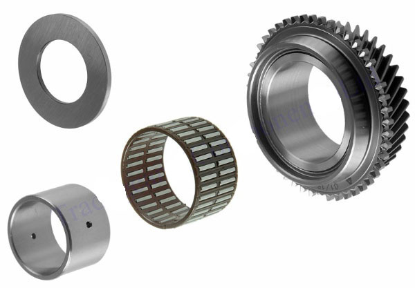 M40 6th Driven Gear Repair Kit (40t)