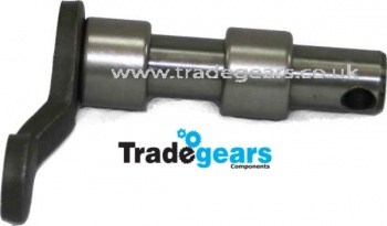PF6/PK6 Selector Shaft & Bearings